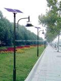 luzes solares do jardim da rua do diodo emissor de luz 7W de 3m para o parque