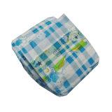 Fraldas para bebés descartáveis com grau a matérias-primas de qualidade