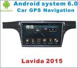 Android System 6.0 GPS de carro para Lavida 2015 com carro DVD