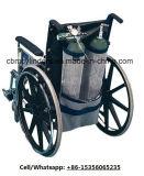 Cilindri di ossigeno di alluminio di E-Szie per le sedie a rotelle