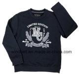 Пуловер ватки военно-морского флота для малышей с заплатой Twill