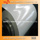 Bobina de acero PPGI del color barato de China para el edificio 2017 PPGI grabado modelo usado en el edificio