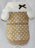 Prodotti dell'abito di inverno del cane del cappotto dell'animale domestico del PUNTINO di Polka