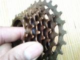 自転車は18mm 34mm 12t歯を単一の速度がフライホイールのスプロケットギヤ自転車のアクセサリLC-F014を惰性で動かす惰性で動かす