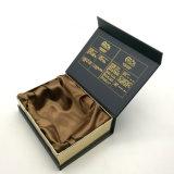 Высококачественная горячая штемпелюя картонная коробка бумажной коробки для подарка/промотирования/продукта