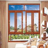 Großhandelschina-Fabrik-Fenster-Aluminiumplatten-Glasfenster-Preise