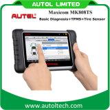 アクティブ TPMS センサタイヤ空気圧モニタリングシステム Mk808ts 読み取りクリア トラブルコードカースキャナー TPMS システム Autel Maxicom Mk808ts