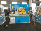 Q35y Máquina de perfuração de metal perfurada várias funções hidráulicas Ironworker
