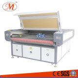 3개의 헤드 직물 직물 (JM-1810-3T-AT)를 위한 자동 공급 Laser 절단기