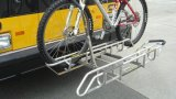 2017 crémaillères en acier Produit-Inoxidables chaudes de vélo de passage/crémaillère de vélo passage de bus pour le marché de l'Amérique
