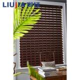 Persianas de ventana de lujo de la tela de las persianas de rodillo de la cebra del Shangri-La del cordón del nuevo producto 2017 para la ventana
