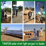 5kw het onafhankelijke Systeem van de Opslag van de Zonne-energie voor de Schakelaar van de Macht van het Net