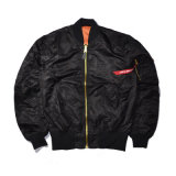 Jaqueta Piloto Jacket Bombardeiro de Inverno para Jaqueta de Exército