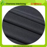 Rotura de tejido de prendas de vestir de Tejido de sarga la fusión de la interconexión de entretela