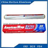 8011-O 0.011mm domésticos de alta qualidade para as embalagens de alumínio