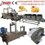 Chaîne de production congelée de pommes frites de machines de pommes frites de bonne qualité