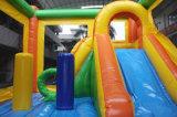 Хвастун замока шаржа раздувной скача для партии школы