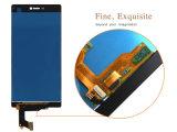 Affissione a cristalli liquidi del telefono mobile per il comitato di tocco di Huawei P8