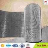 99,95% Tungsten Weave Wire Mesh