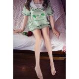 Echte Doll van het Geslacht van het Silicone voor Mensen met Certificaat RoHS