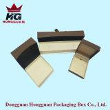Papel marrón clásica caja de regalo para joyería