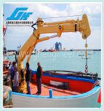 Grue électrique de paquet de bateau d'élévateur