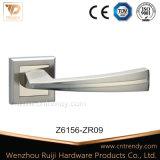 家具のハードウェア(z6156-zr09)のSn/Cpの浴室のドア亜鉛合金のハンドル