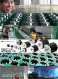 motor eléctrico del paso de progresión de 57 milímetros para CCTV, monitor de la seguridad