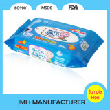 Good Nonwoven Kids Wet Tissue with Aloe (BW028)