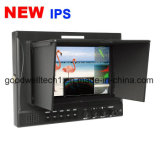 Nuevo Dual 3G-Sdi IPS 7 Inch Security Monitor