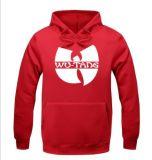 Оптовая изготовленный на заказ фуфайка ватки пуловера Mens/Hoodie (A067)
