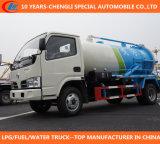 Sinotruk HOWO 6X4 작은 물 물뿌리개 유조 트럭