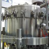 高レベル炭酸水・のびん詰めにする充填機