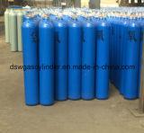50L de capacidade dos cilindros de oxigênio