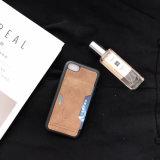 Handy-zusätzliche Fall iPhone 7 Plus-PU-lederner Kasten