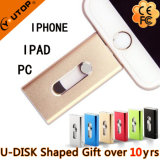 Cadeau promotionnel OTG USB Flash Drives USB3.0 pour iPhone Android