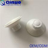 Copo forte da sução do parafuso com o tampão da imprensa para o banheiro/cozinha/Aqurium