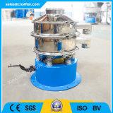 Pó rotativa e peneira vibratória Circular de Grãos