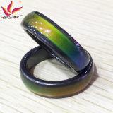 고열 반응기 17031501는 형식 6mm 바뀐 색깔 반지 무드 링을 주문을 받아서 만들었다