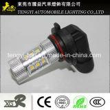 12V 80W LEIDENE van de LEIDENE Macht van de Auto de Lichte Hoge AutoKoplamp van de Mistlamp met H1h3 de Lichte Kern Xbd van de Contactdoos CREE