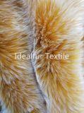 Collier Tip-Discharge à longs poils fausse fourrure