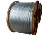 Cabo Gsw para fio de aço galvanizado Wire Wire Wire Stay Wire com ASTM A475
