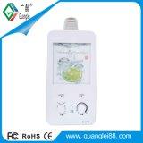 Difusor de aroma de ultra-som Gl-2166 para uso doméstico com duas portas de pulverização