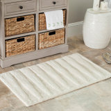 浴室の卸し売り反スリップのフィートの絨毯を敷いた床の前ドアのマット