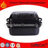 Sunboat menaje de cocina/ Aparato Bakeware Bandeja rectangular plato de comida de la placa de hornear
