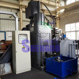 De hydraulische Machine van de Pers van het Blok van het Poeder van het Koper voor Koper