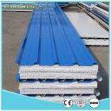 Dach-Zwischenlage-Stahlpanel der leichten Farben-gewölbtes ENV