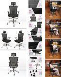 上の販売のアルミニウム鋼鉄網の人間工学的のオフィスの椅子