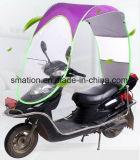 Bicicleta elétrica anti-UV Bicicleta móvel Scooter Mágica Rain Sunshade Umbrella