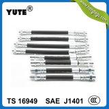 PRO ensembles de tuyau de frein hydraulique de Yute SAE J1401 W.P 100bar